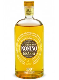 Nonino - Grappa Chardonnay Barriques - 12 Months -  Limited Edition - 70cl