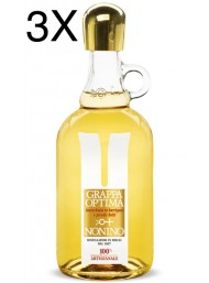 (3 BOTTIGLIE) Nonino - Grappa Optima Barriques - 70cl