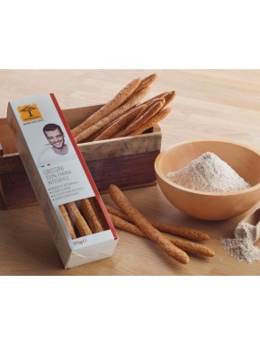 San Patrignano - 100% wholemeal flour Breadsticks - 170g