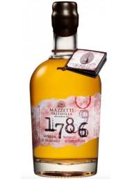 Mazzetti d'Altavilla - Grappa 1786 Moscato Vermouth Cask Finish - Gift Box - 50cl