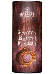 Mazzetti d'Altavilla - Grappa 1820/21 Moscato Porto Cask Finish - Gift Box - 50cl