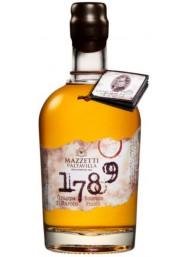 Mazzetti d'Altavilla - Grappa 1789 Barolo Bourbon Cask Finish - Gift Box - 50cl