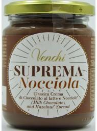 Venchi - Cioccolato in Crema - Nocciole e Olio d'Oliva - Suprema 250g