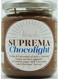 Venchi - Gianduja Cream - Sugar-free - 250g