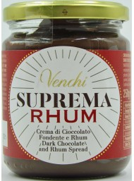Venchi - Dark Chocolate and Rhum Spread Cream - 250g