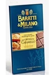 Baratti & Milano - Latte e Cristalli di Caramello - 75g