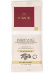 Domori - Latte e nocciole intere - 75g
