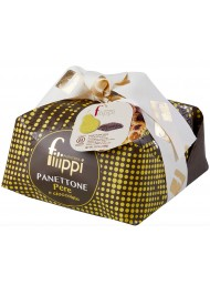 Filippi - Panettone - Pear and Chocolate - 1000g