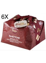 (3 PANETTONI X 1000g) Filippi - Panettone Granspeziale