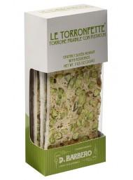 Barbero - Pistachio Torronfette - 200g