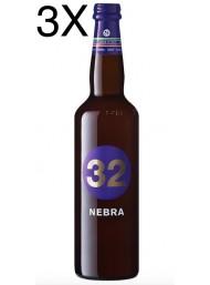 (3 BOTTLES) 32 Via dei Birrai - Nebra - 75cl