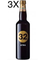 (3 BOTTLES) 32 Via dei Birrai - Atra - 75cl