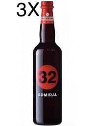 (3 BOTTIGLIE) 32 Via dei Birrai - Admiral - 75cl