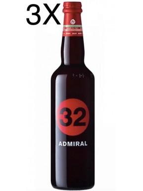 (3 BOTTLES) 32 Via dei Birrai - Admiral - 75cl