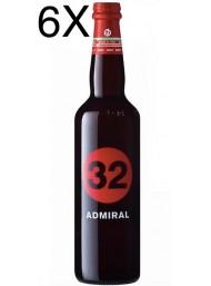 (6 BOTTLES) 32 Via dei Birrai - Admiral - 75cl