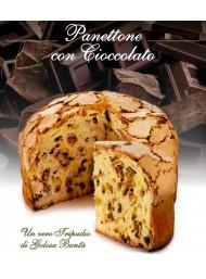 (3 PANETTONI X 1000g) Flamigni - Chocolate Chips
