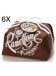 (6 PANETTONI X 1000g) Flamigni - Gocce di Cioccolato