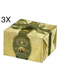 (3 PANETTONI X 950g) Flamigni - Gran Pistachio