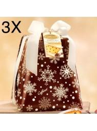 (3 PANDORI X 1000g) Caffarel - Chocolate 1000g