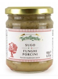 (6 PACKS) TartufLanghe - Porcini mushrooms sauce - 190g