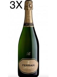 (3 BOTTLES) Ferrari - Riserva Lunelli 2009 - Trento DOC