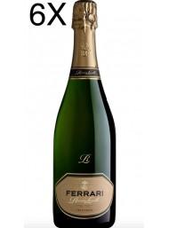 (6 BOTTLES) Ferrari - Riserva Lunelli 2009 - Trento DOC