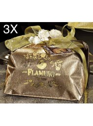 Flamigni - Panettone Drops Chocolate - Gold Line - 1000g