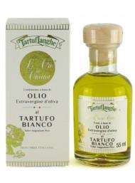 (6 PACKS) TartufLanghe - Oil with white truffle - 55ml