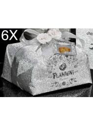 (3 PANETTONI X 1000g) Flamigni - Moscato - Linea Oro