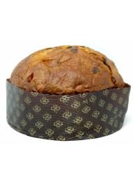 (3 PANETTONI X 1000g) Domori - Panettone candied orange and chocolate chips