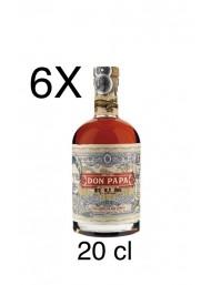 (6 BOTTLES) Rum Don Papa - Mignon - 20cl