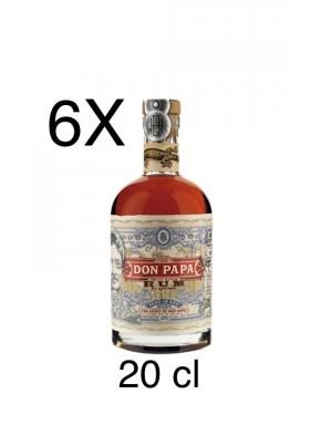 (6 BOTTIGLIE) Rum Don Papa - Mignon - 20cl