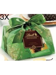 (3 PANETTONI X 1000g) Lindt - Panettone Pera e Cioccolato