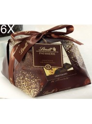 Lindt - Panettone with Chocolate Drops 6 x 1000g