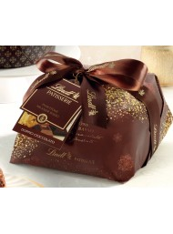 Lindt - Panettone with Dark and Milk Chocolate Drops 1000g