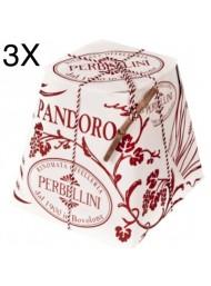 (3 PANDORI X 850g) Perbellini - Pandoro