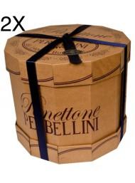 (2 PANETTONI X 3900g) Perbellini - Panettone Quattrochili