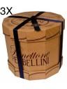 (3 PANETTONI X 3900g) Perbellini - Panettone Quattrochili