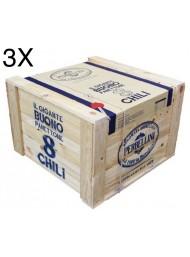 (3 PANETTONI X 8KG) Perbellini - Panettone in BOX