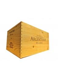 Wood Box Argentiera