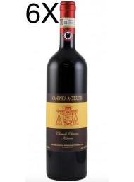 (3 BOTTLES) Canonica a Cerreto - Chianti Classico Reserve 2014 - DOCG - 75cl