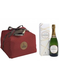"Special Bag - Panettone Craft ""Fiaconaro"" and Champagne Laurent Perrier Brut"