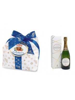 Special Bag - Panettone Craft and Champagne Laurent Perrier Brut