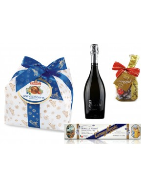 Special Bag - Panettone Craft, Prosecco, Nougat and Lindt Chocolate