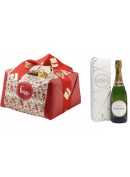 "Special Bag - Panettone Craft ""Filippi"" and Champagne Laurent Perrier Brut"