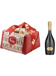 "Special Bag - Panettone Craft ""Filippi"" and Prosecco ""Foss Marai Cuvée"""