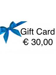 Gift Card € 20,00