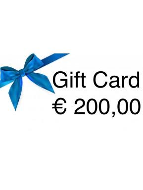 Gift Card € 150,00
