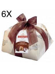 (3 PANETTONI X 850g) Bonifanti - Panettone farcito al Cioccolato