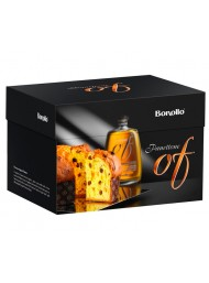 Bonollo - Panettone with Grappa Of Amarone - 1000g